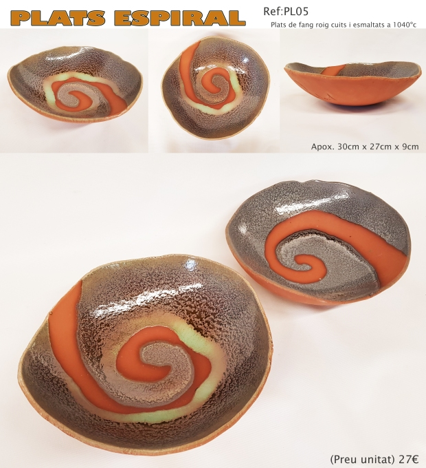 plats espiral